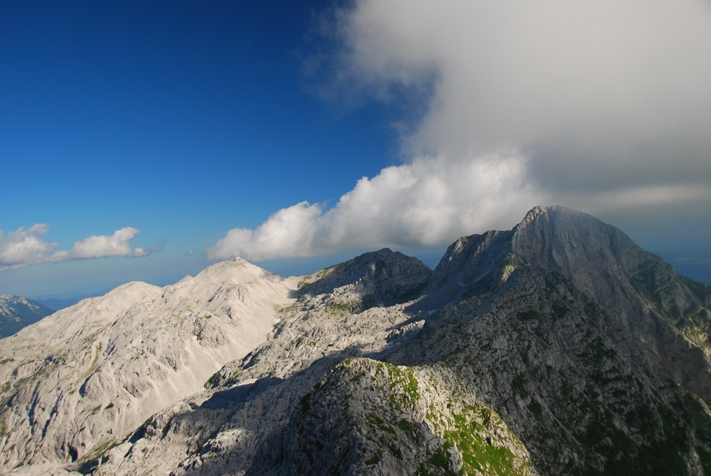 Krn Mountain, Slovenia