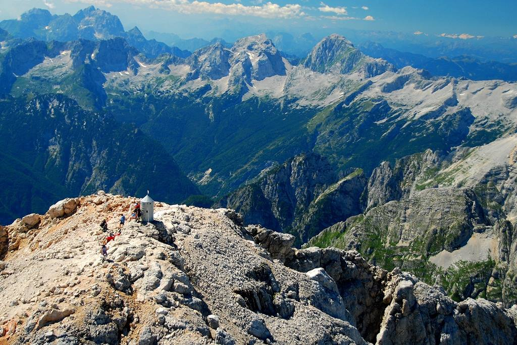 Triglav hiking