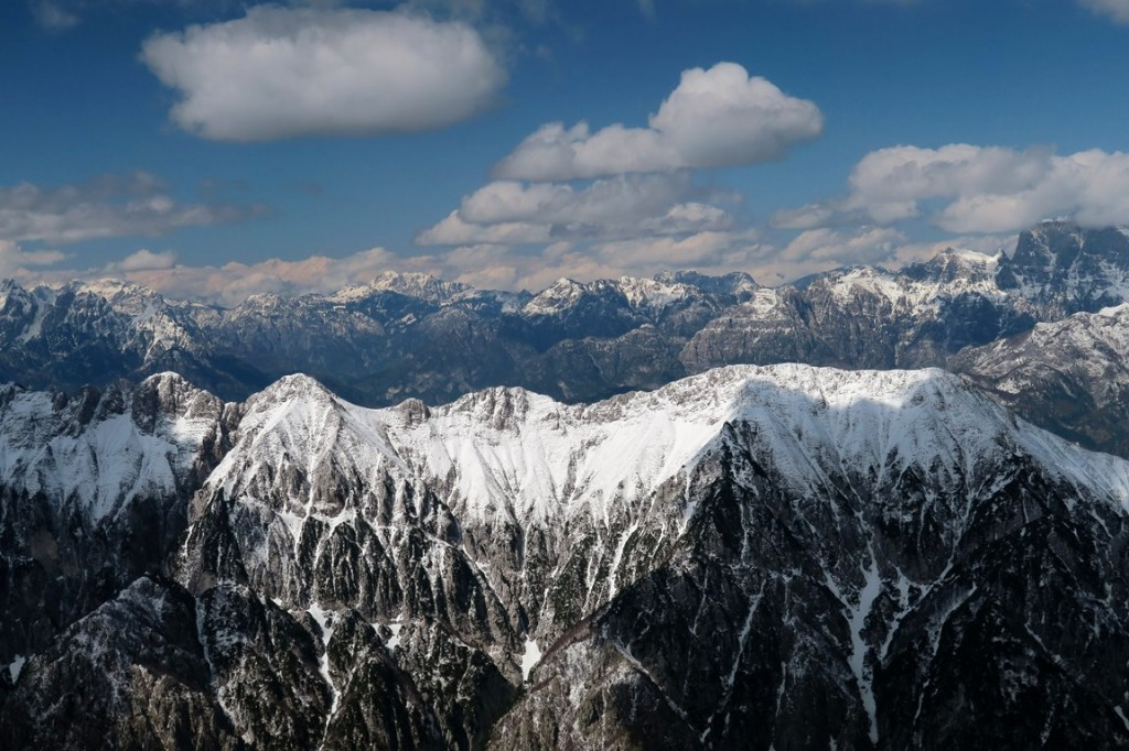 Julian Alps Snow (2)